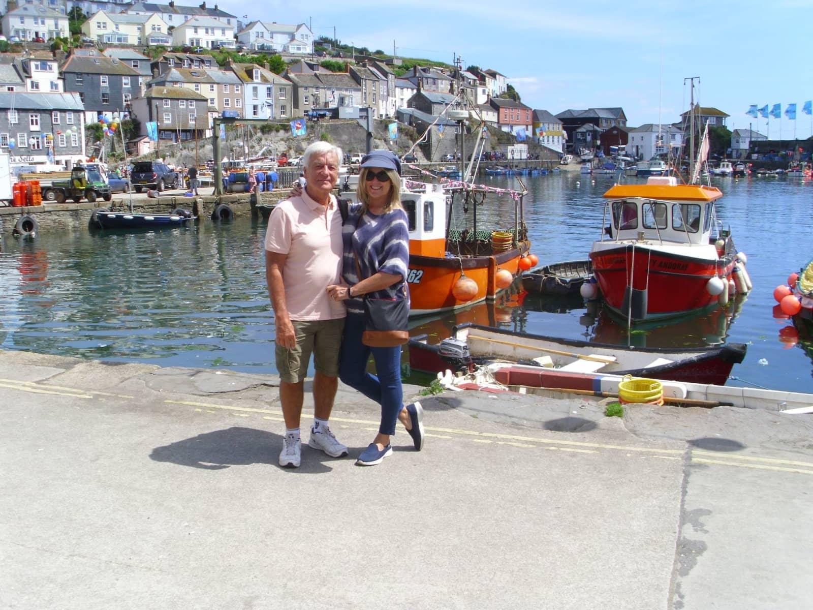 Janice & Richard from Bournemouth, United Kingdom