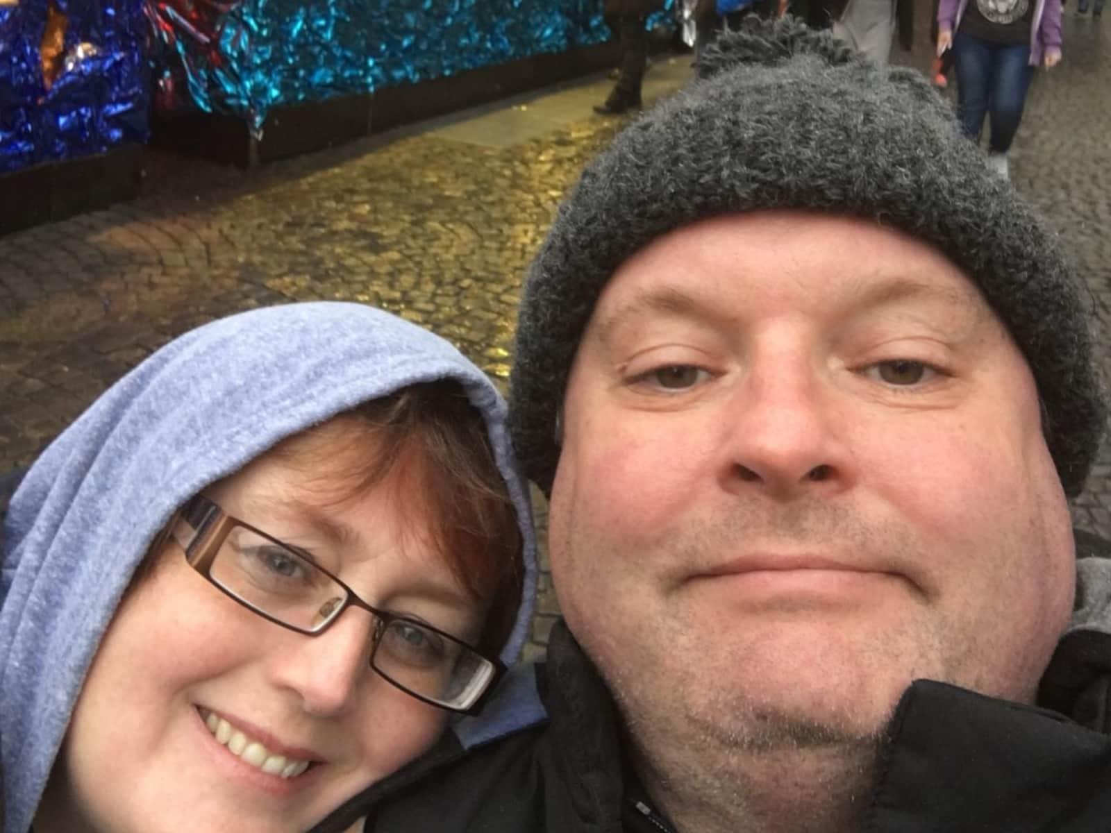 Gordon & Ann from Bangkok, Thailand