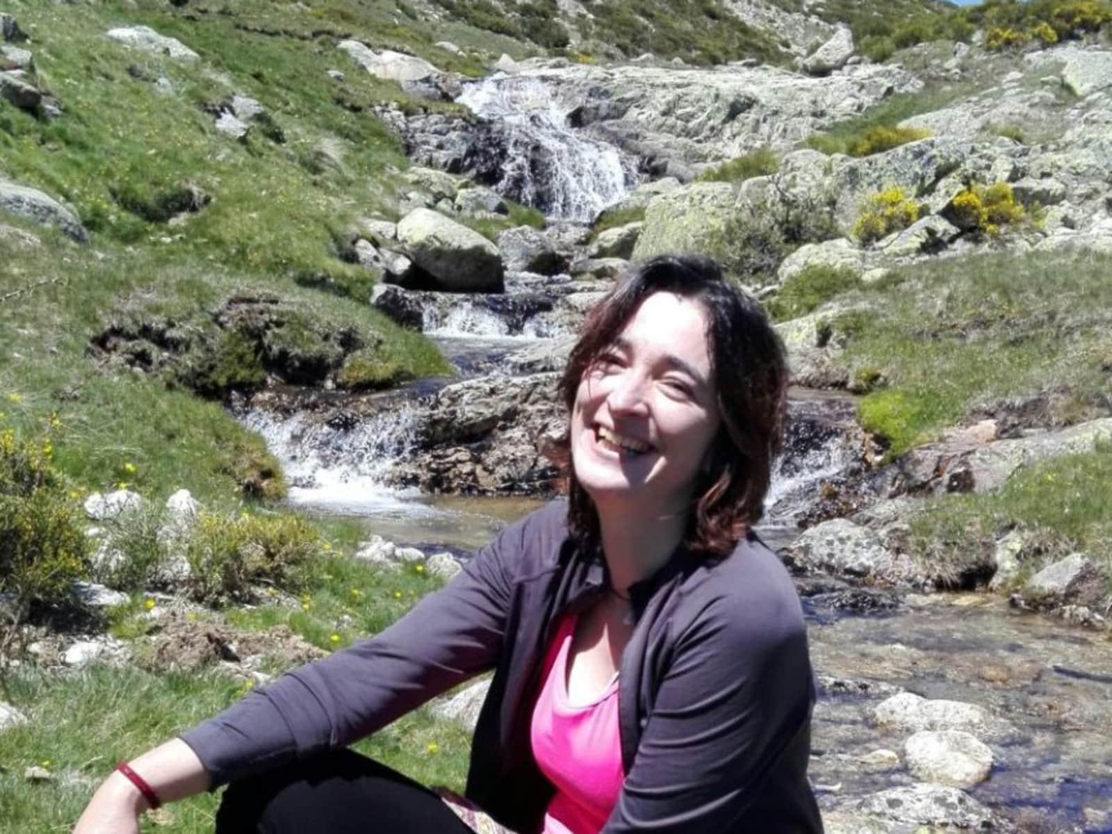 Marisa from Alcobendas, Spain