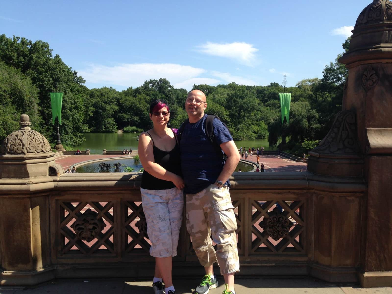 Hayley & Phil from Kidsgrove, United Kingdom