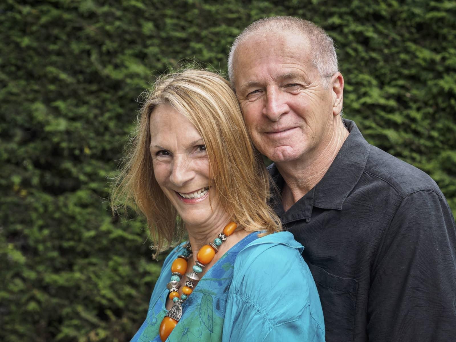 Leslie & Walter from Nanaimo, British Columbia, Canada