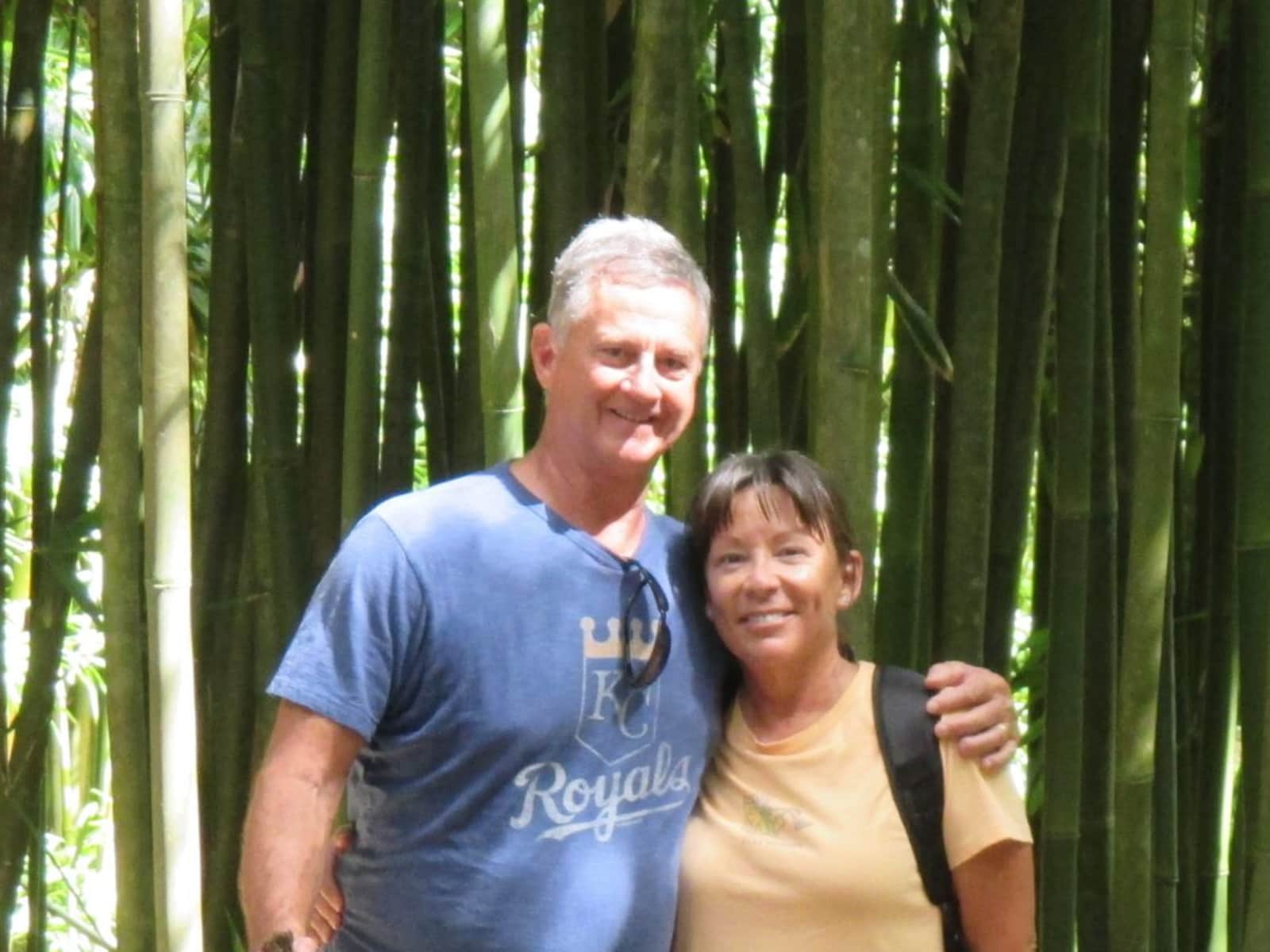 David & Pamela from Roswell, New Mexico, United States
