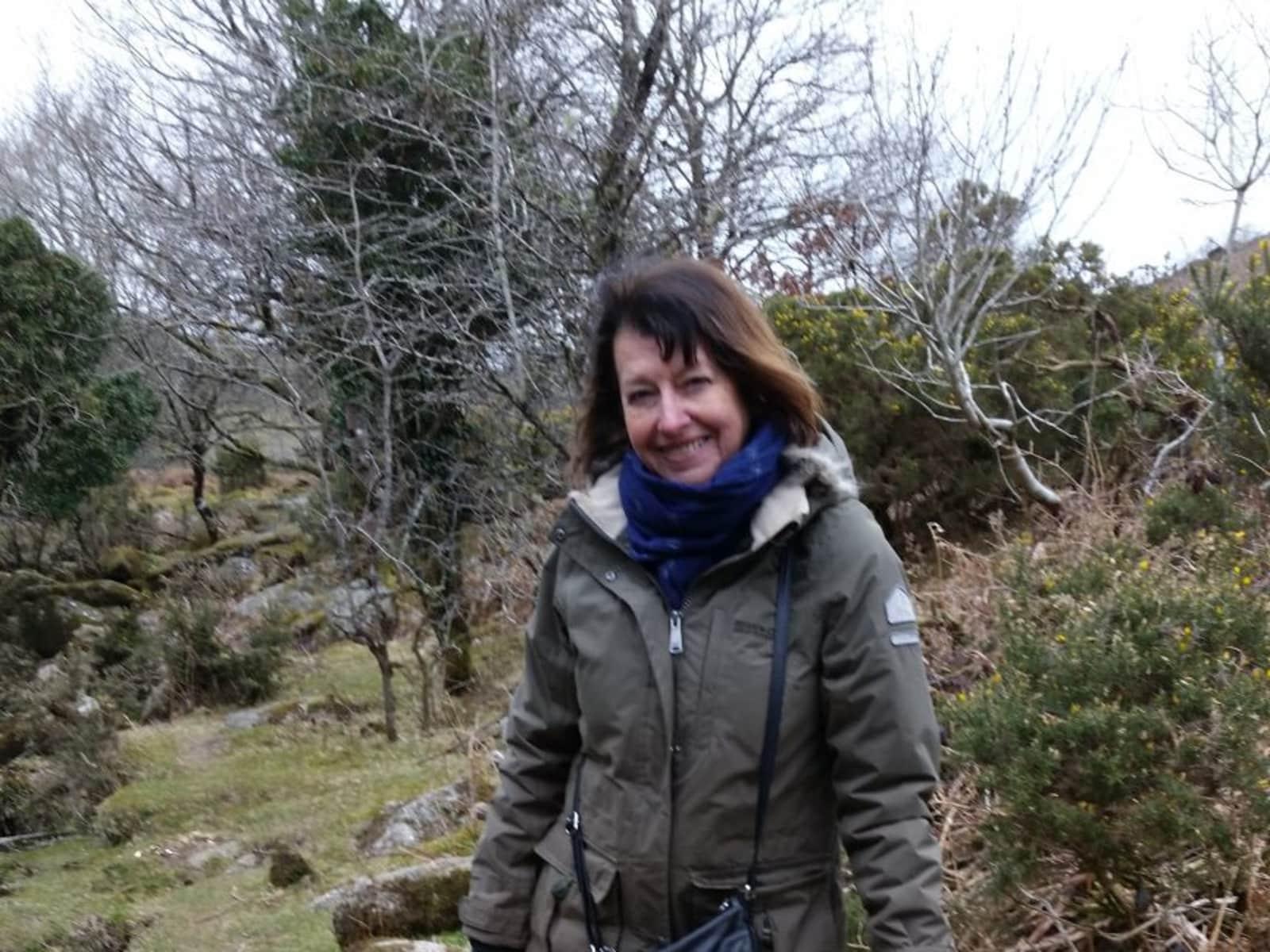 Jan from Penzance, United Kingdom