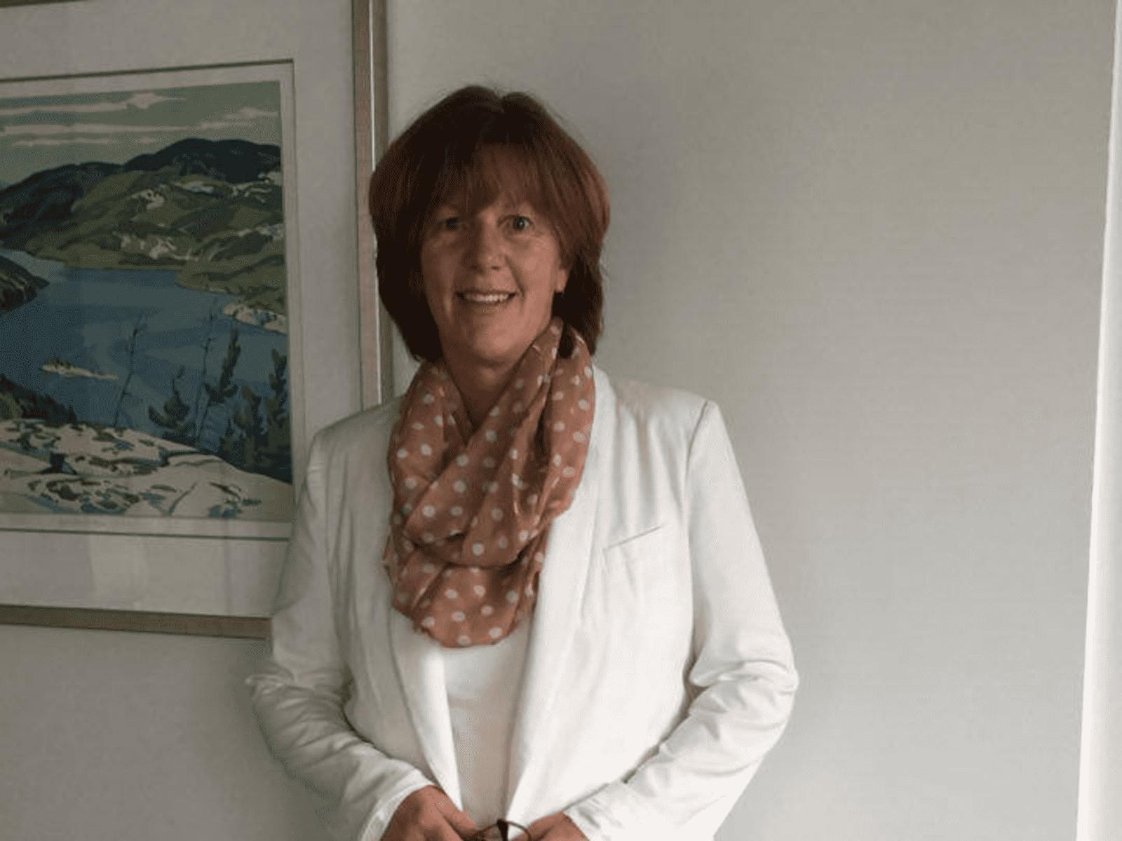 Shirley from Dartmouth, Nova Scotia, Canada