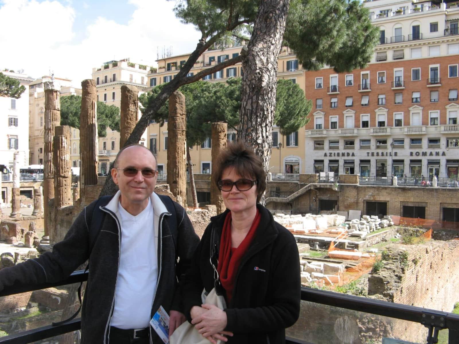 Mick & Deborah from Tansley, United Kingdom