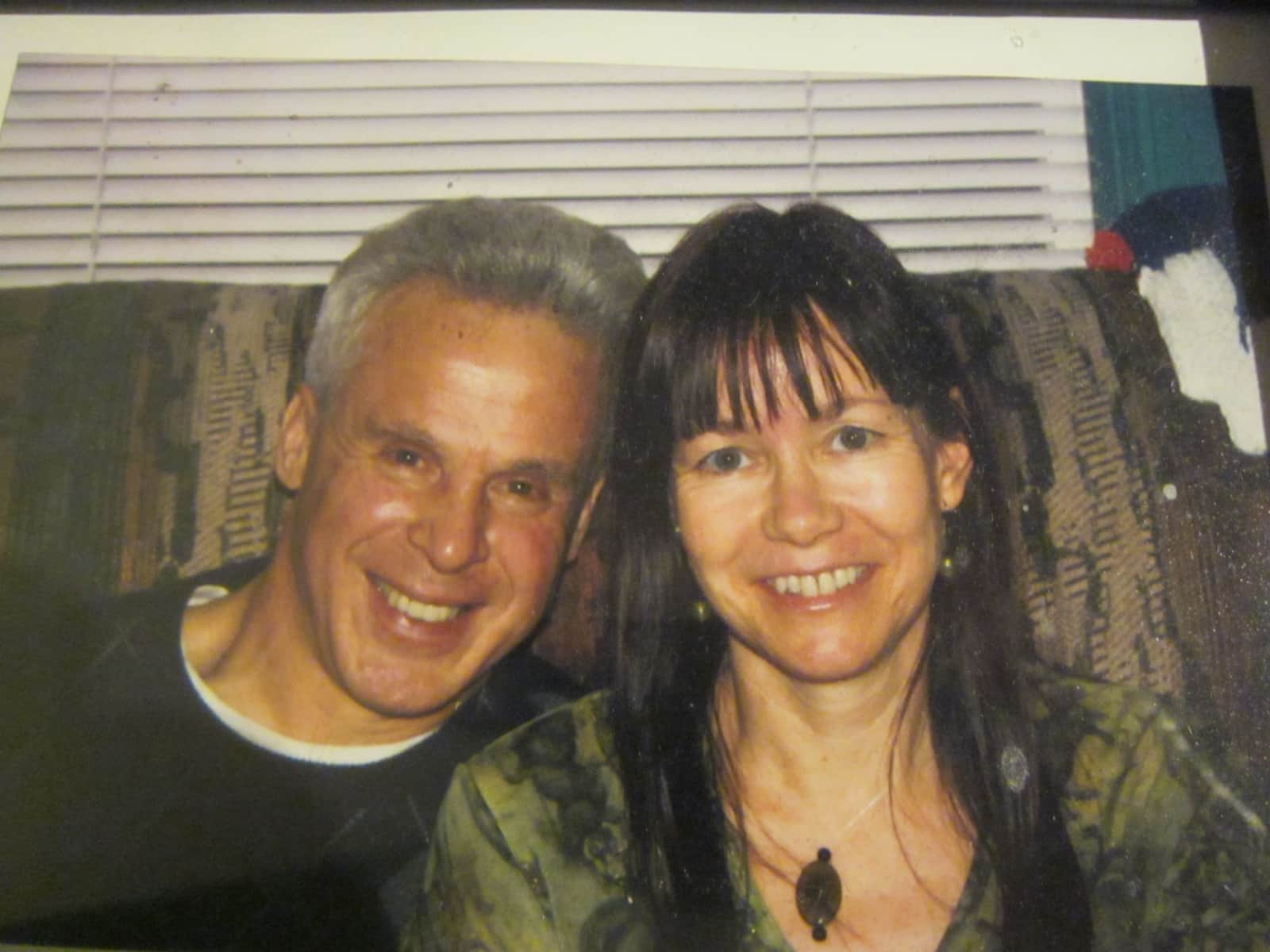Cindy & Pete from Victoria, British Columbia, Canada