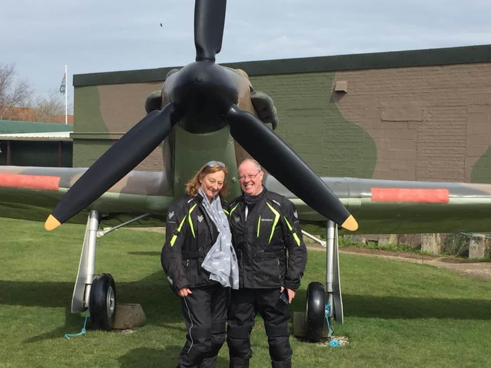 Peter & Carol from Hawkhurst, United Kingdom