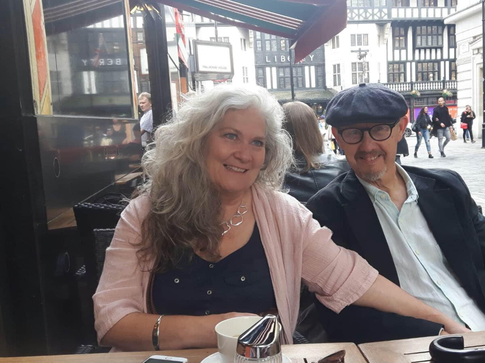 Elizabeth & Paul from Exeter, United Kingdom