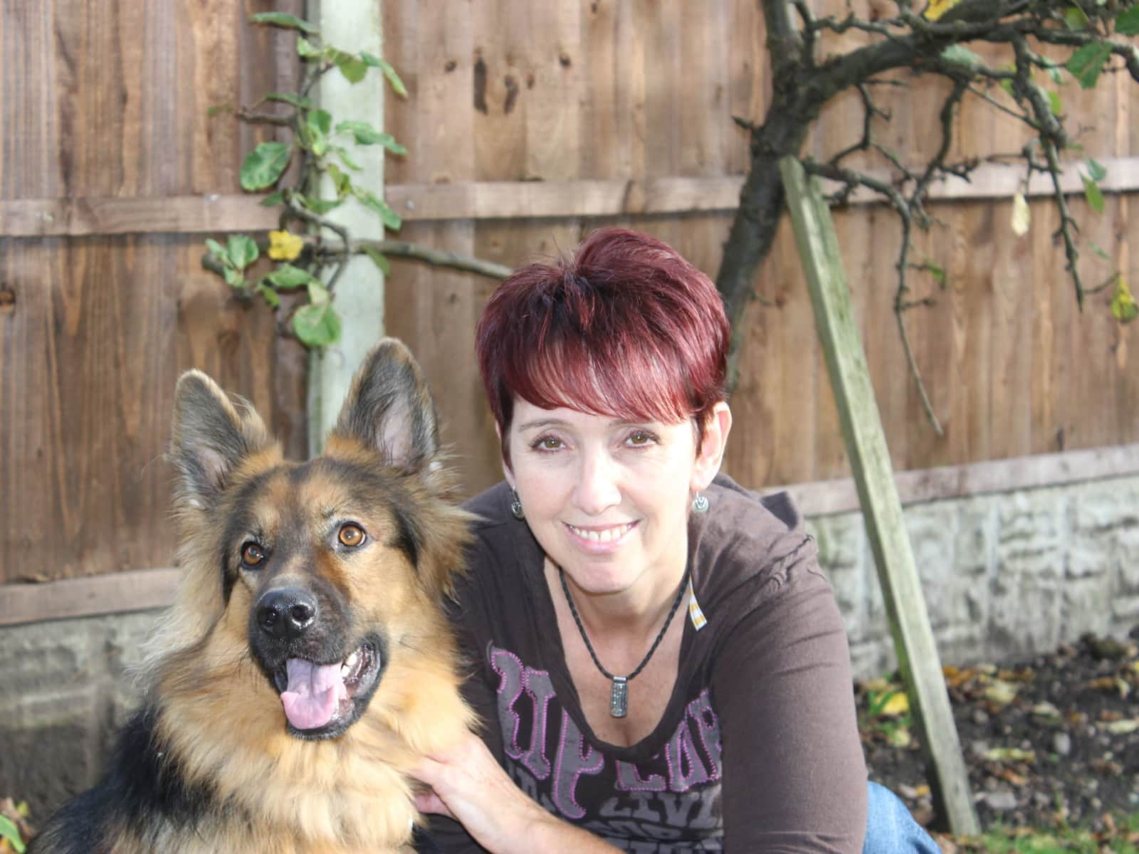 Julie from Birmingham, United Kingdom
