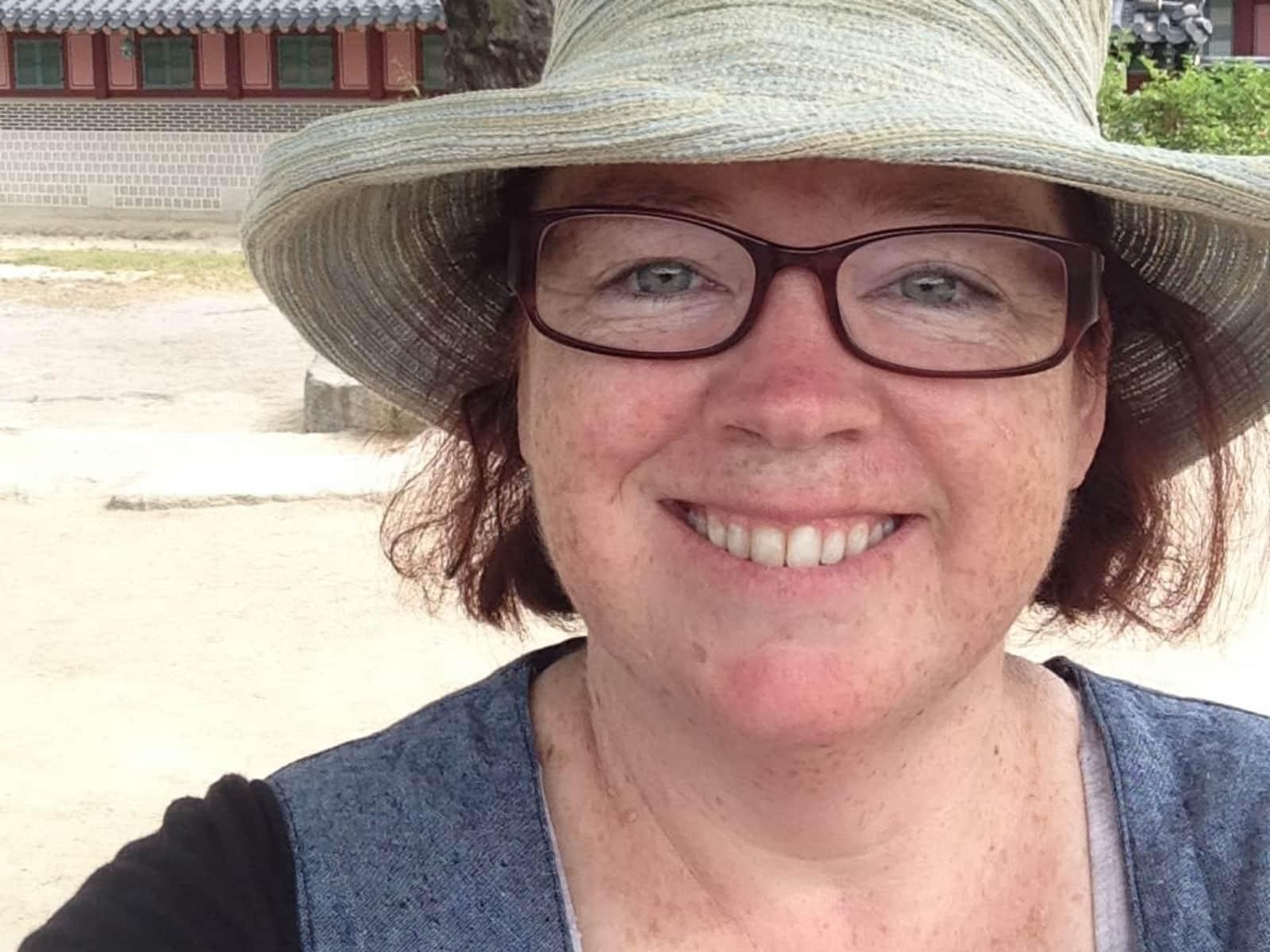 Judy from Santa Fe, New Mexico, United States
