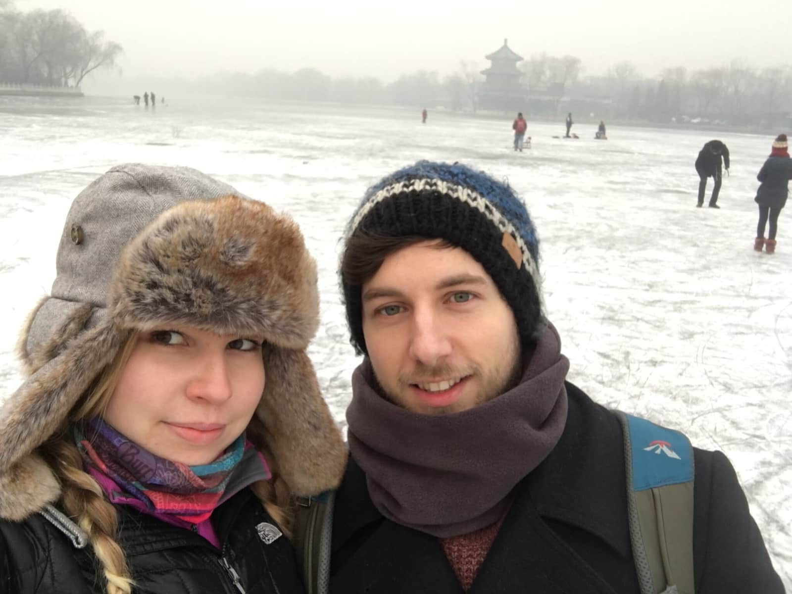 Jess & Joshua from London, United Kingdom