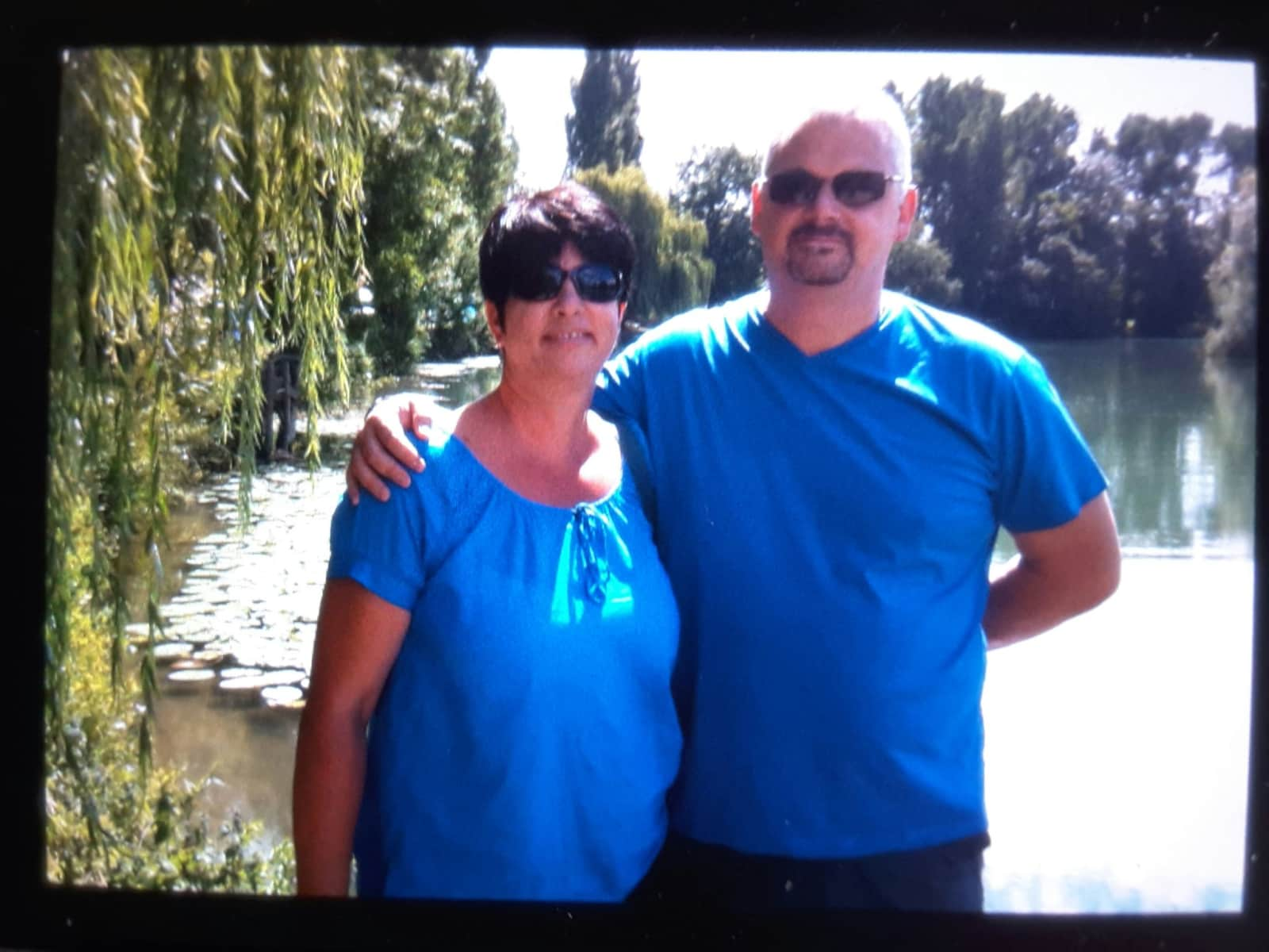Sharon & Sean from Dorchester, United Kingdom