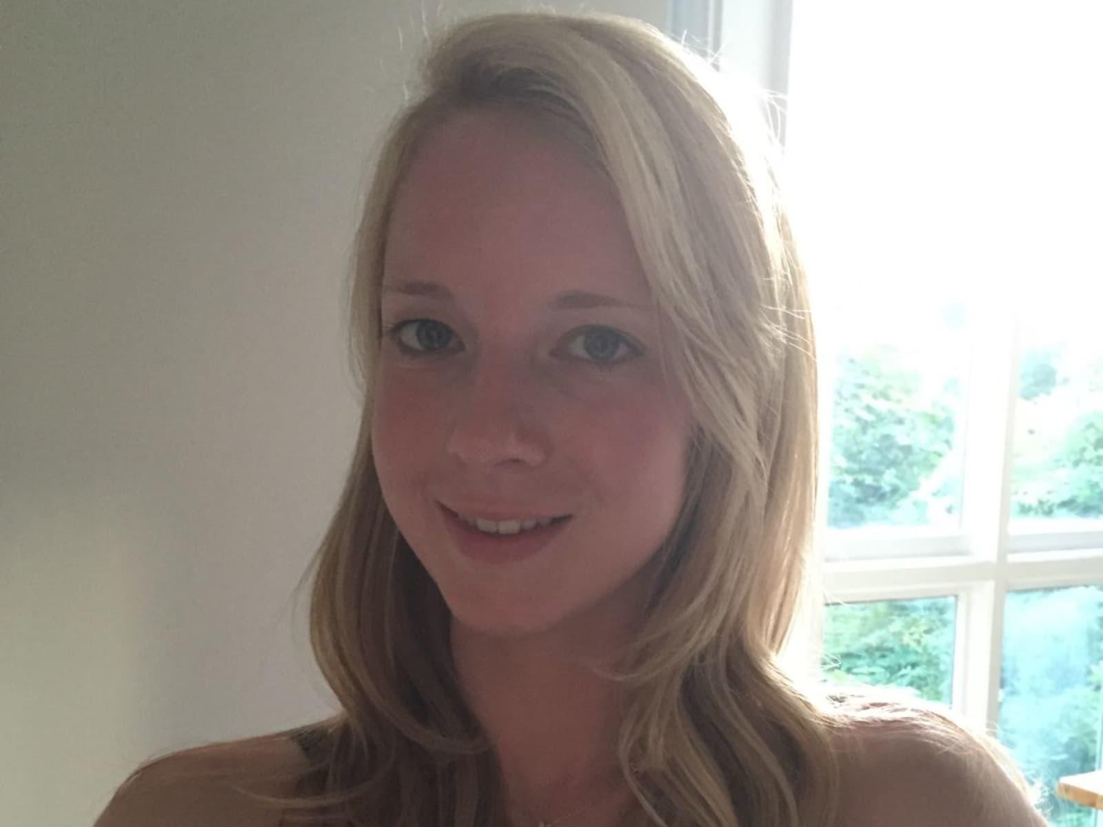 Hannah from London, United Kingdom