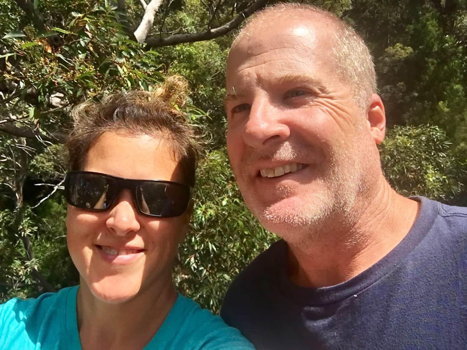 Shannon & Tim from Melbourne, Victoria, Australia