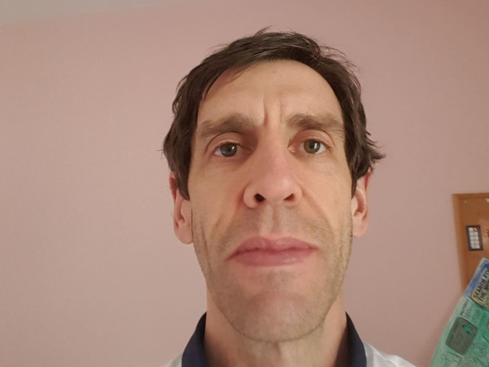 Gary from Portsmouth, United Kingdom