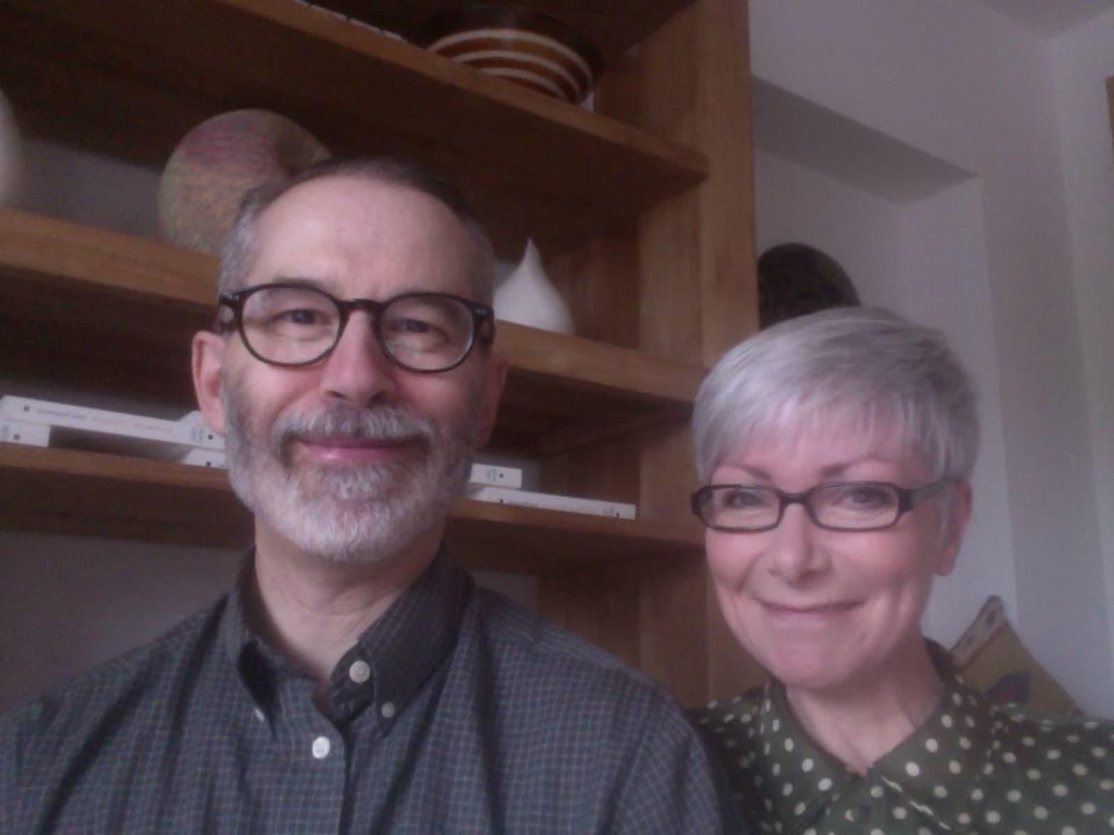 Jack & Brigitte from Nottingham, United Kingdom