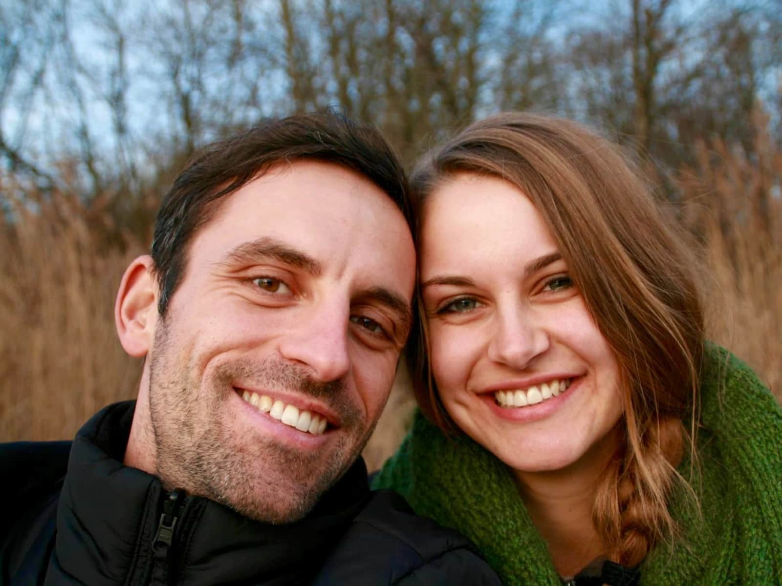 Katherine & Marc from Munich, Germany