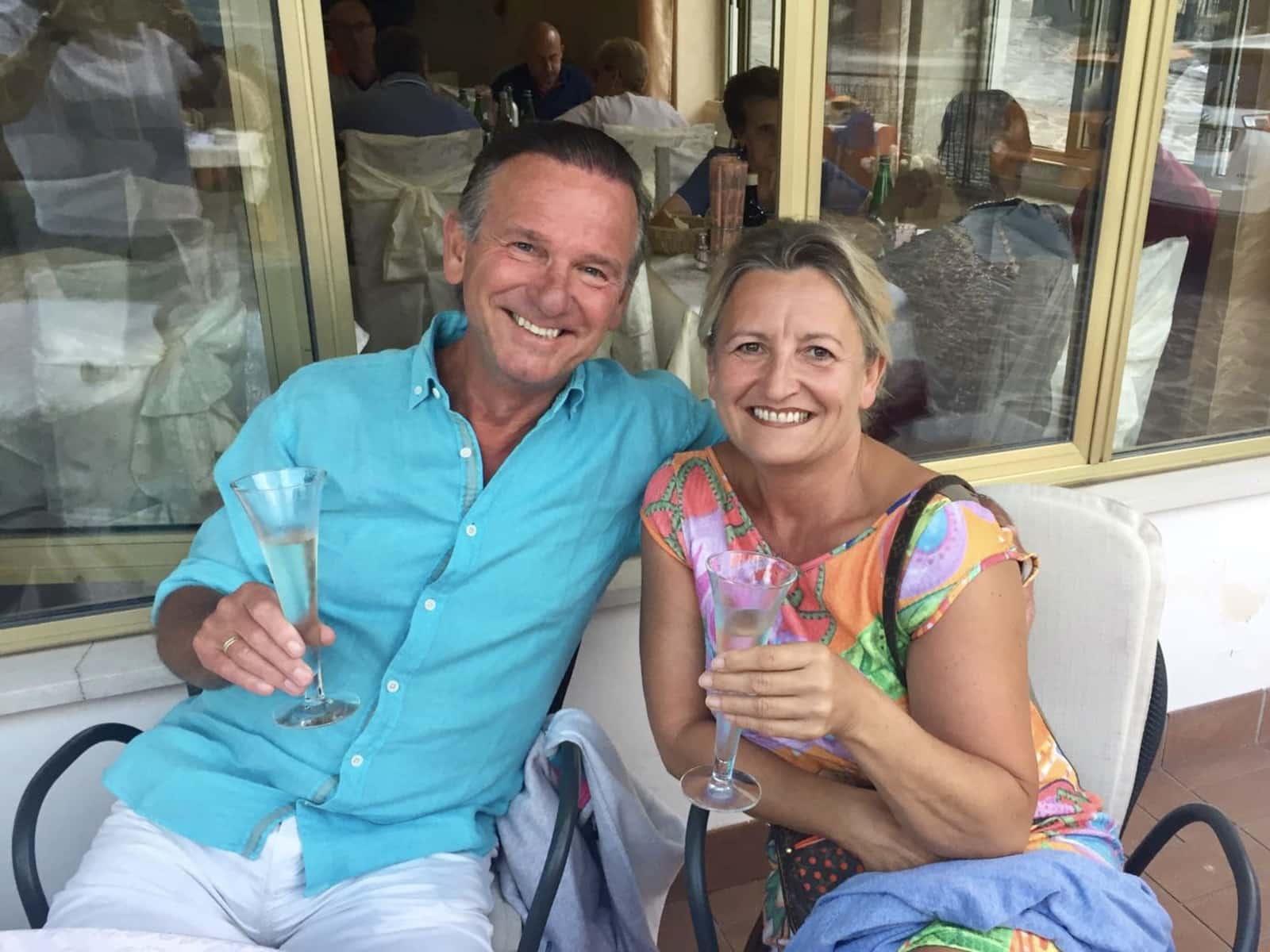 Eddie & Martina from Munich, Germany