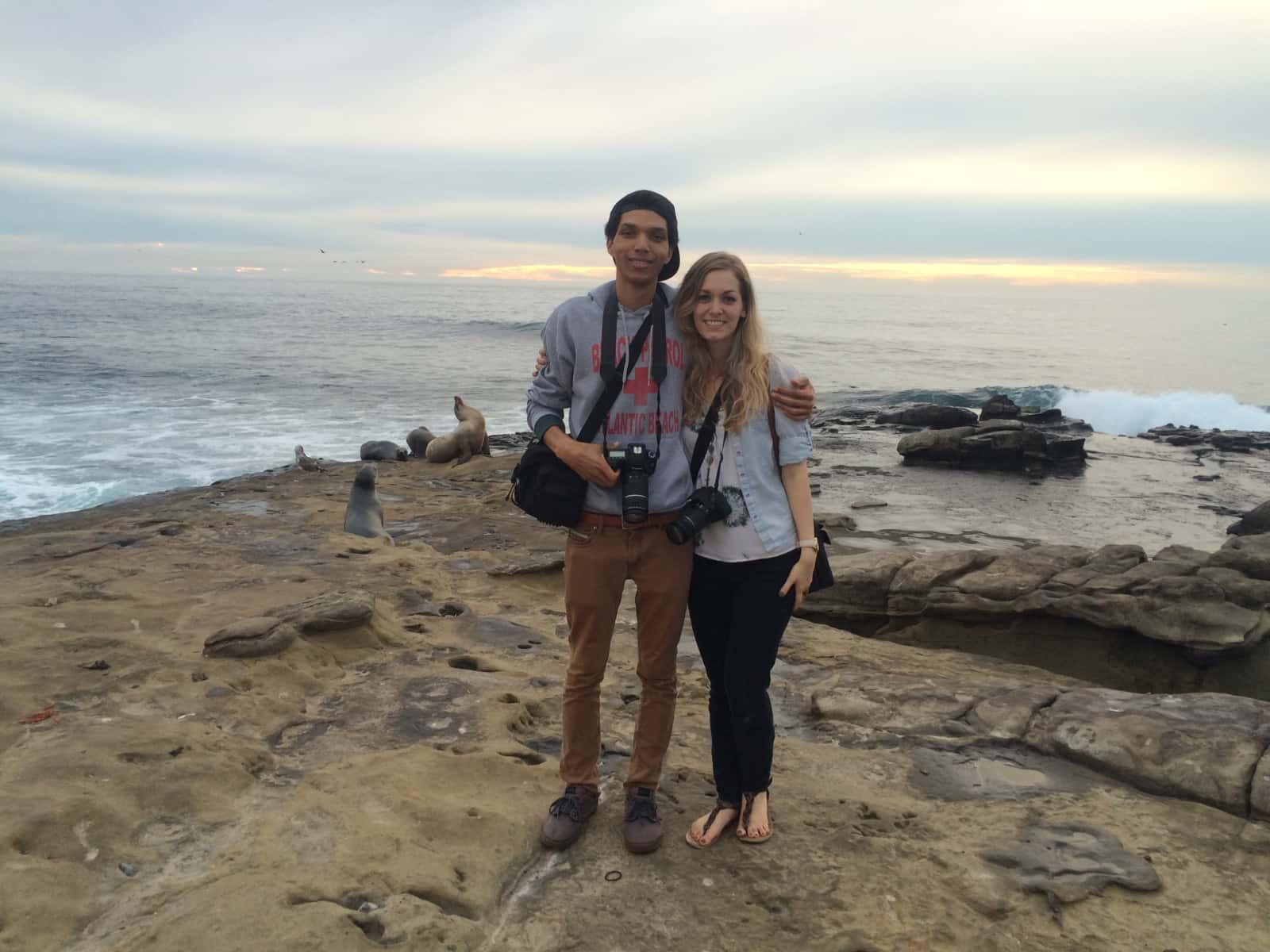 Omar & Elise from Fayetteville, North Carolina, United States