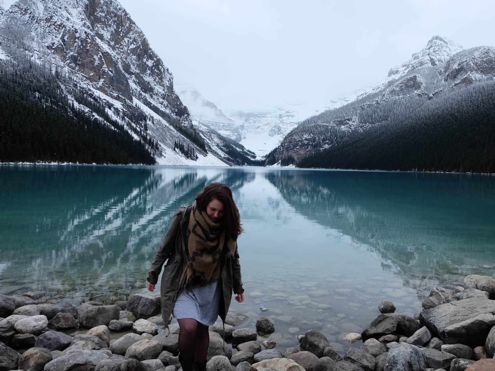 Robyn from Calgary, Alberta, Canada