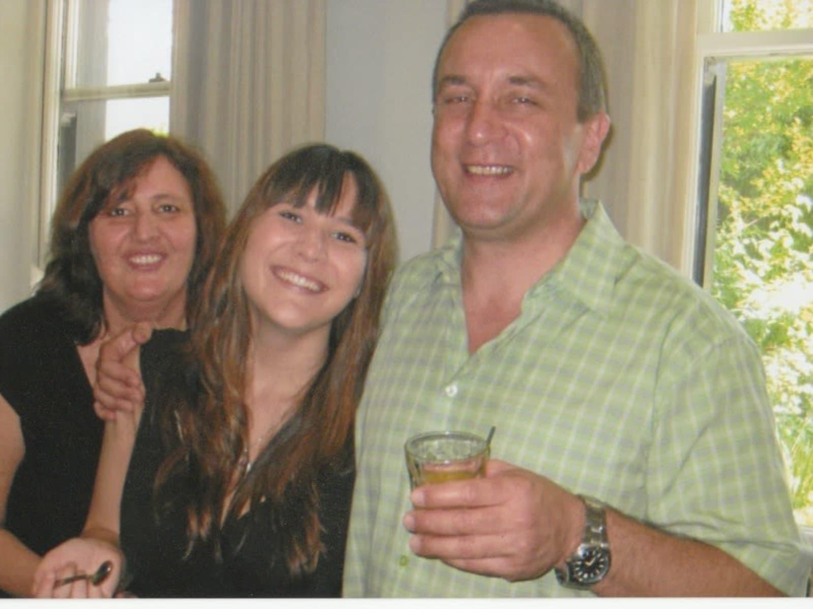 Bill & Yvonne from Perth, Western Australia, Australia