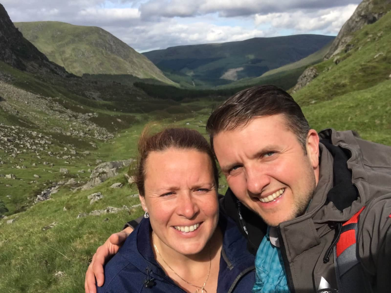 Caroline & Alexander from Tayport, United Kingdom