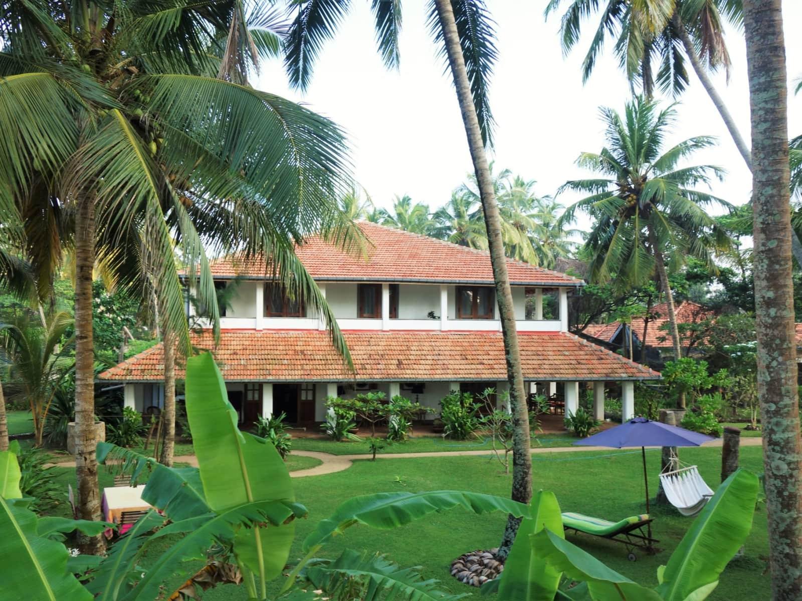 Housesitting assignment in Beruwala, Sri Lanka