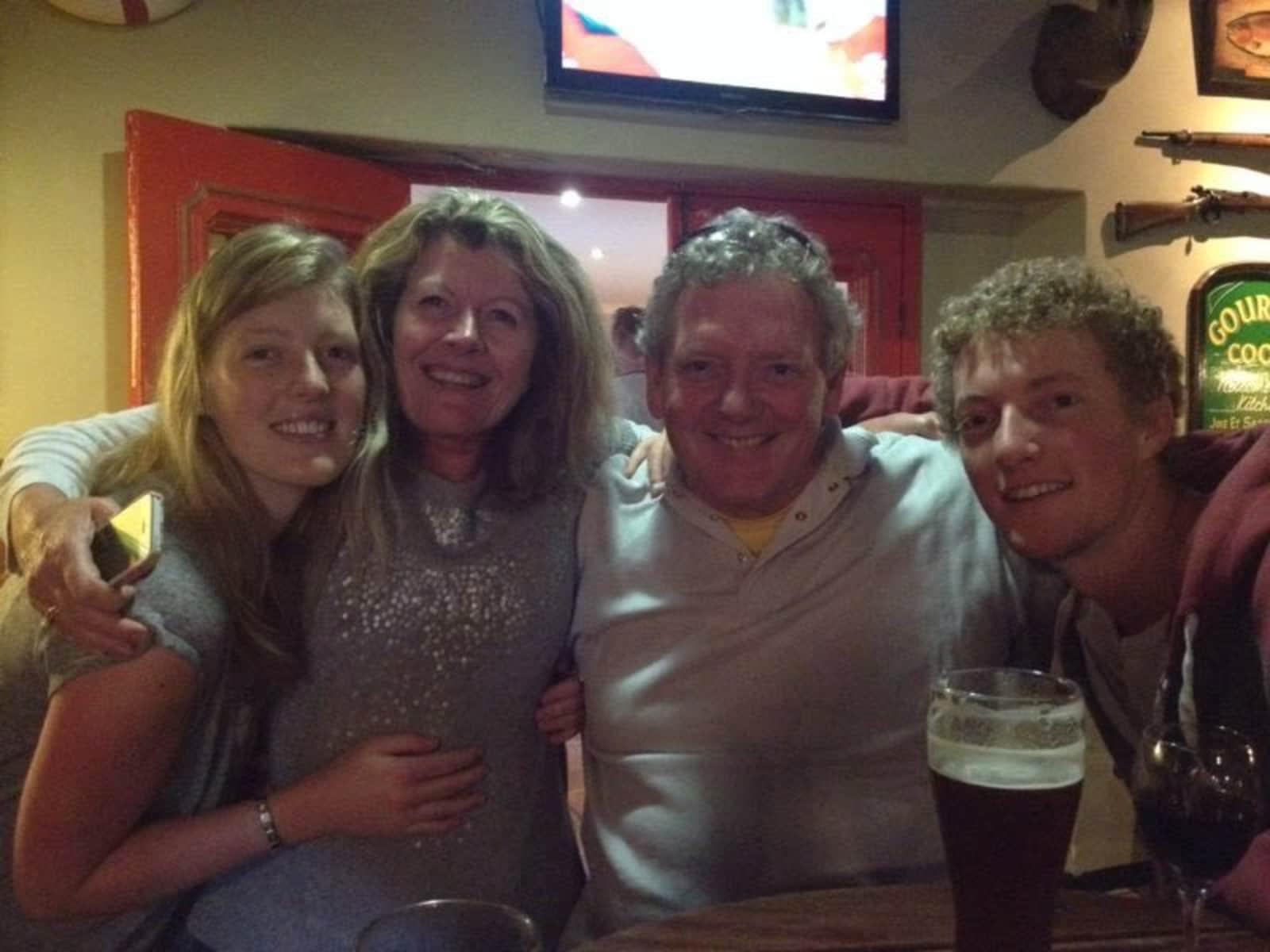 Lindsy  & Martin from Sevenoaks, United Kingdom