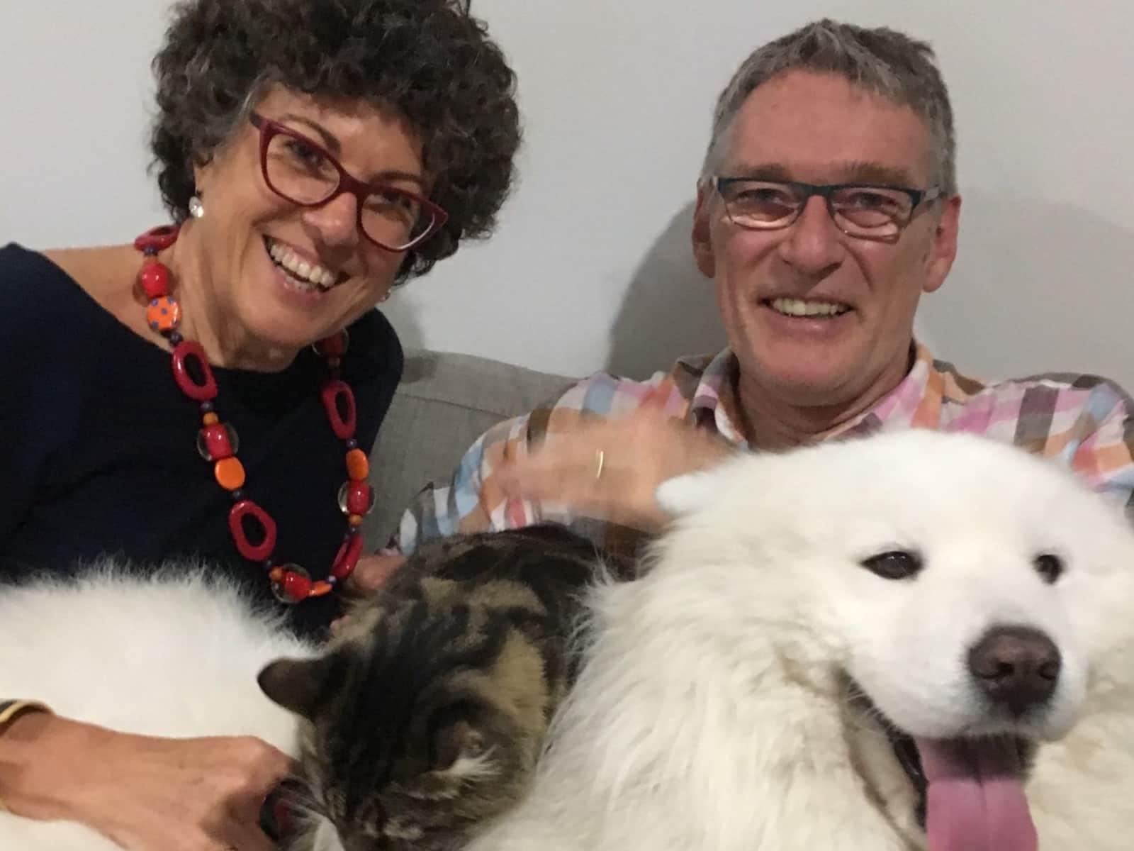Sonia & gordon & Gordon from Sydney, New South Wales, Australia
