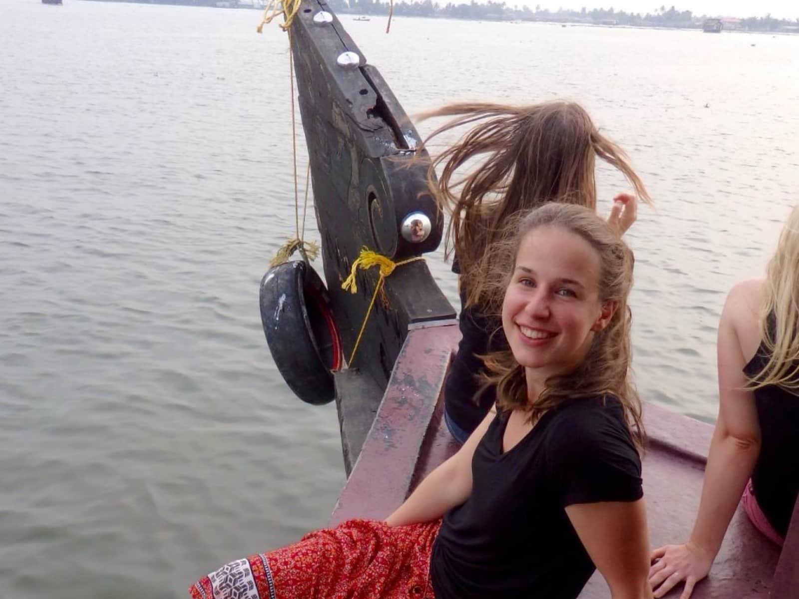 Katherine from Adelaide, South Australia, Australia