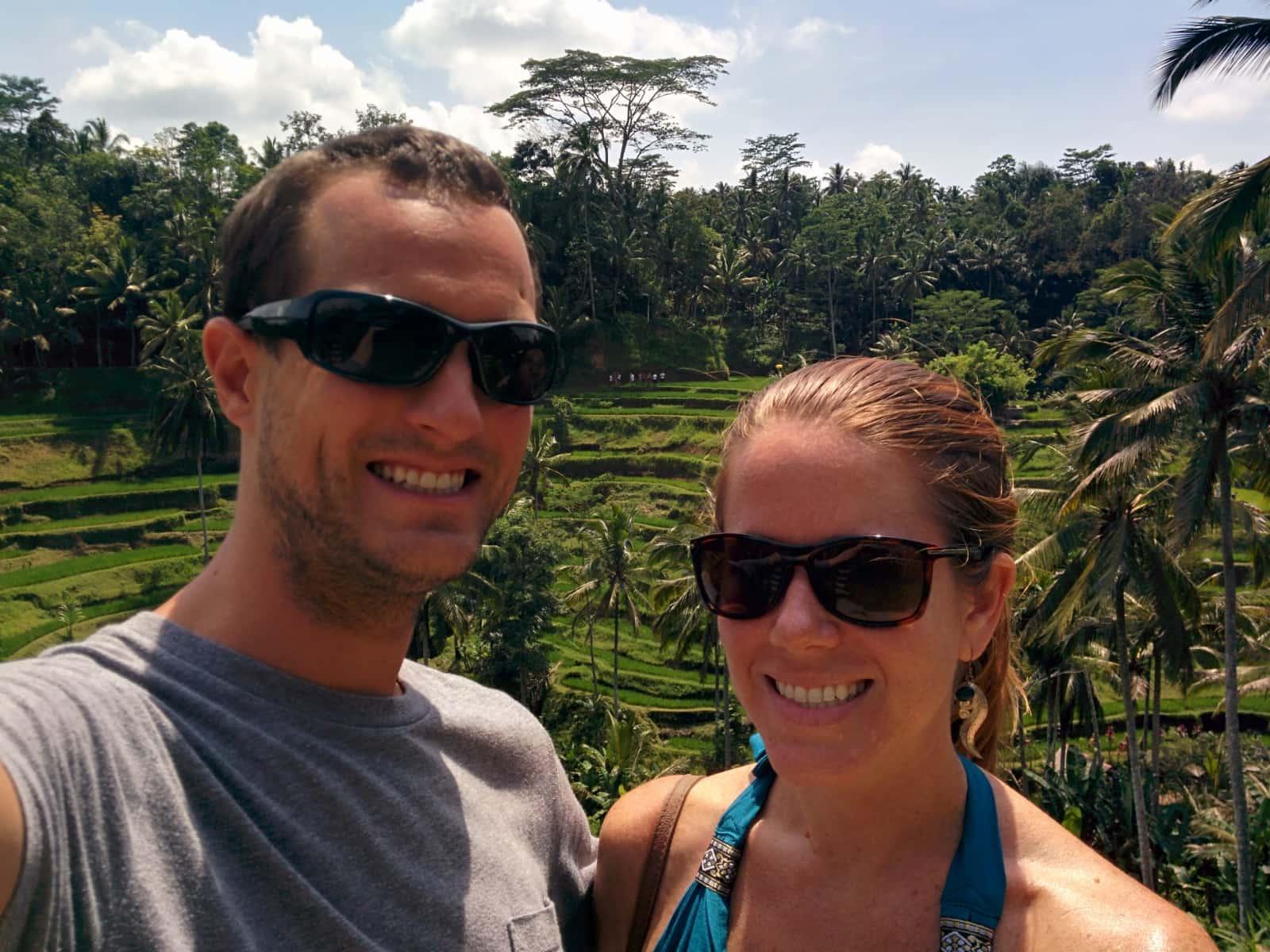 Shawn & Melissa from Bangkok, Thailand