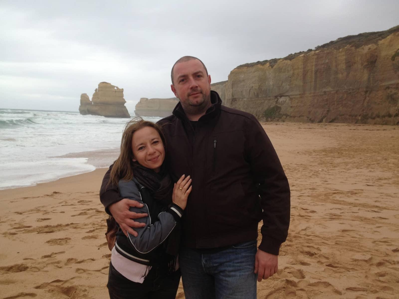 Magali & Nathaniel from Bristol, United Kingdom