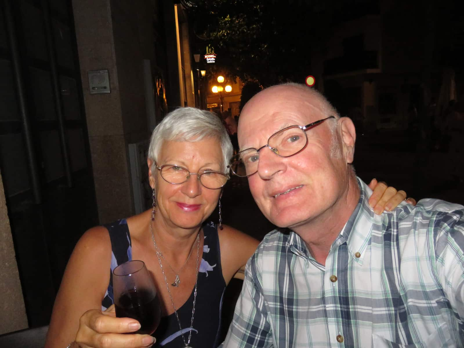 Fiona & Ray from Harpenden, United Kingdom