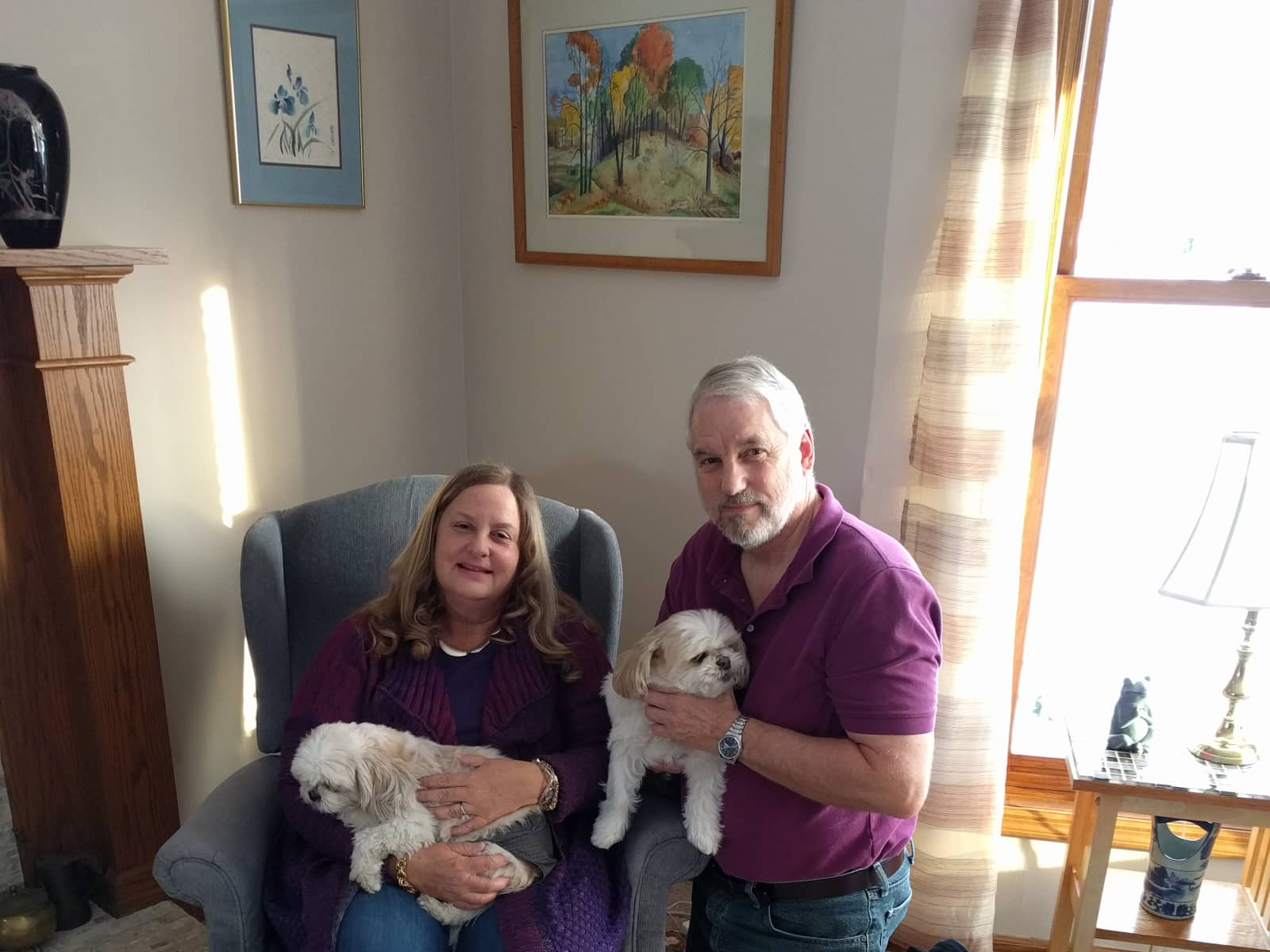 Judith & Richard from Oconomowoc, Wisconsin, United States
