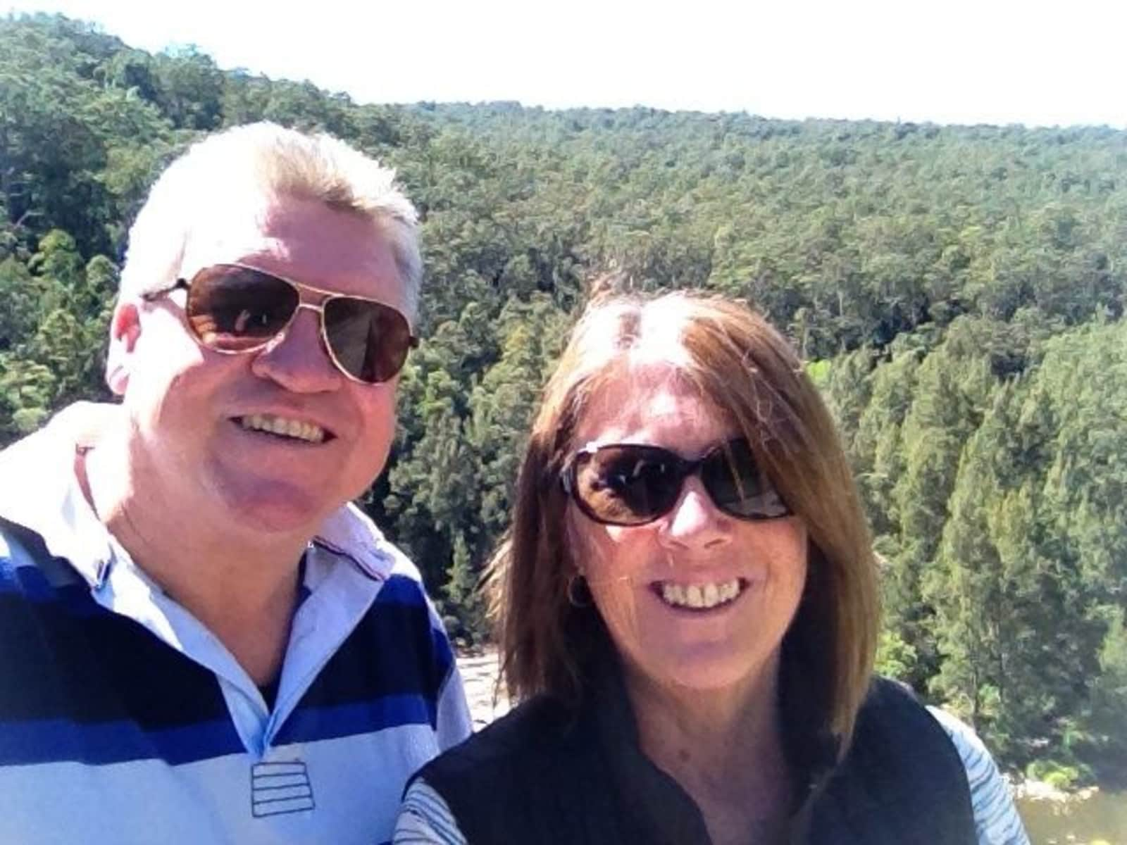 Judy & Ned from Newcastle, New South Wales, Australia