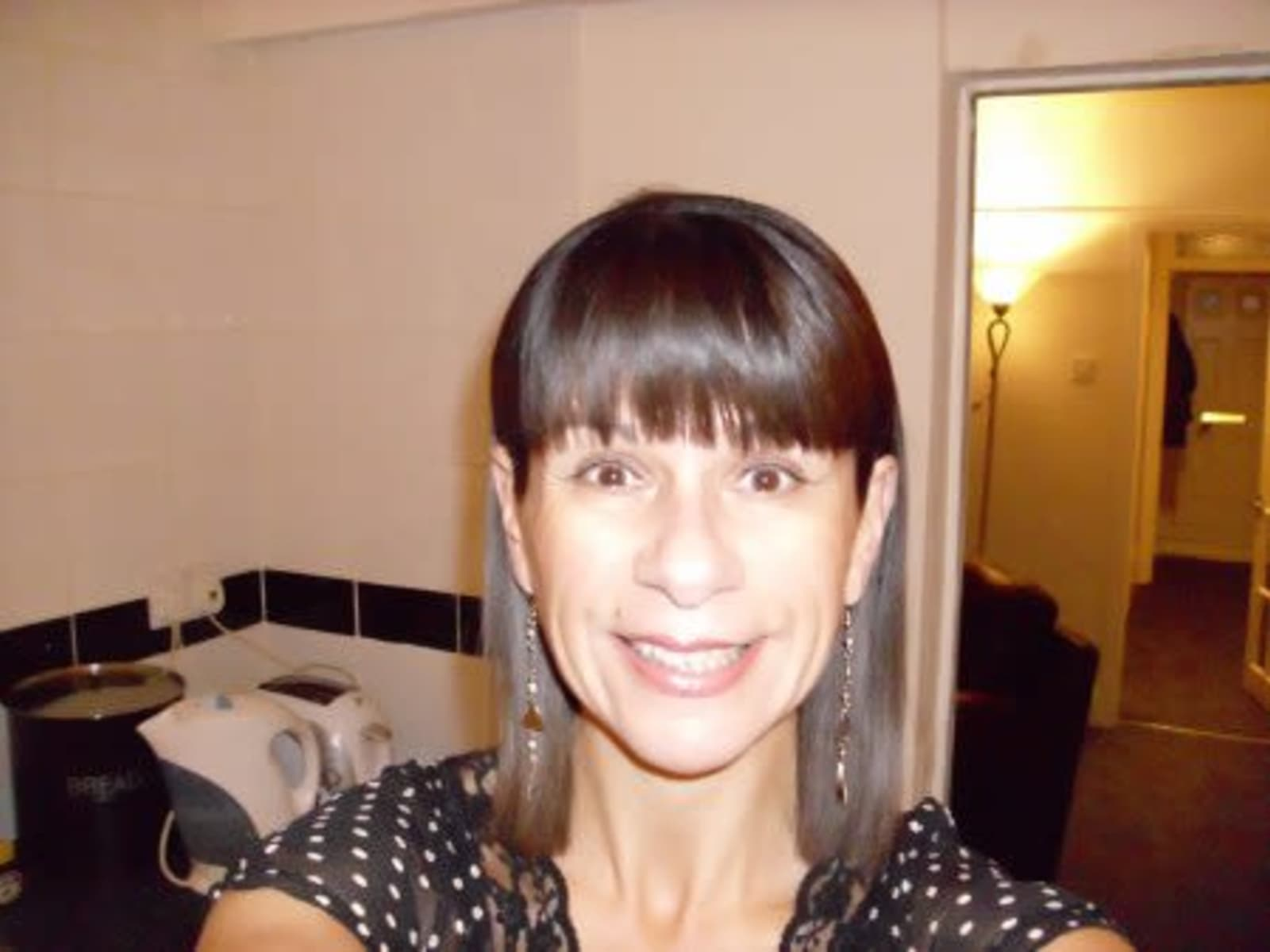 Sandra from Darlington, United Kingdom