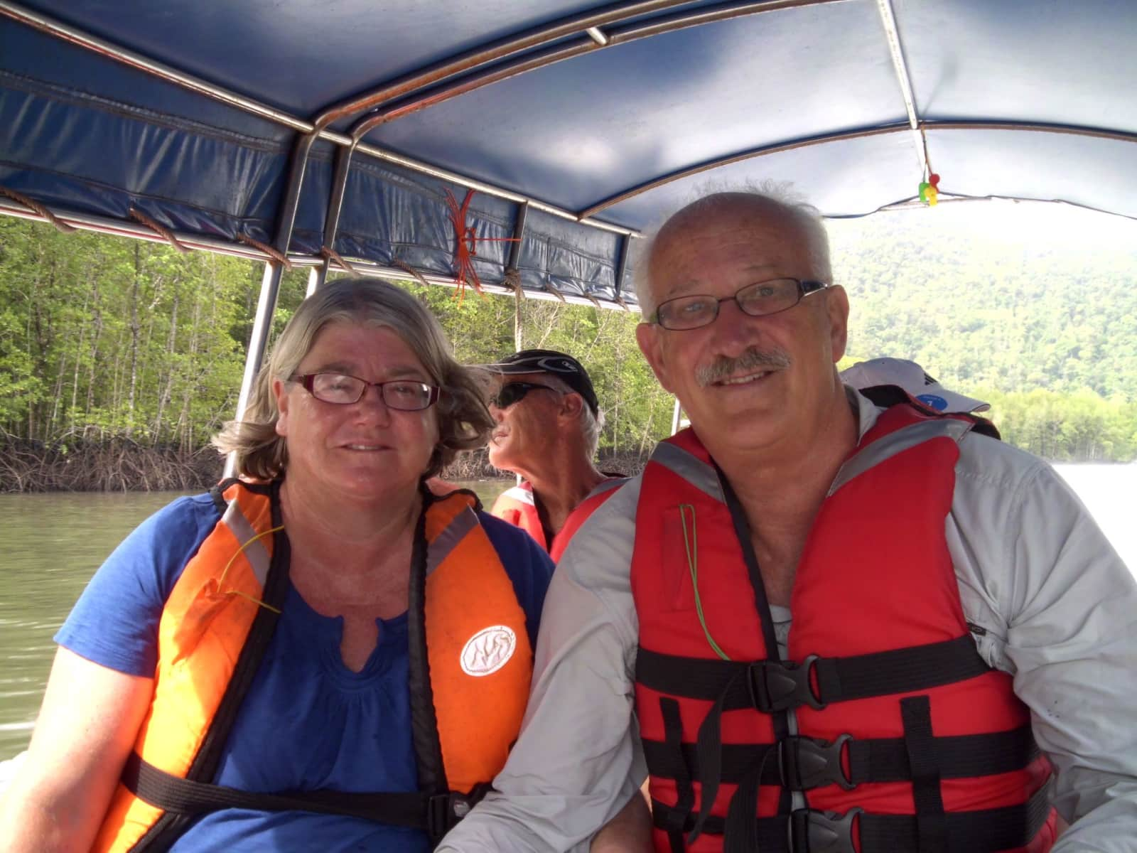 Sandra & Arthur from Somerset, Tasmania, Australia