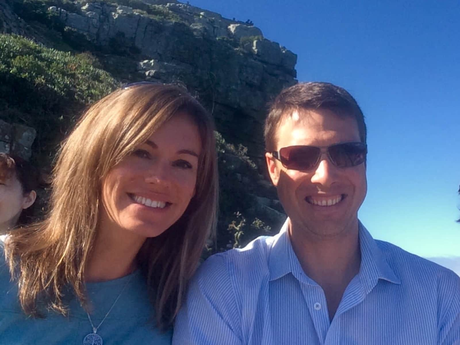 Emelie & Owen from Cape Town, South Africa