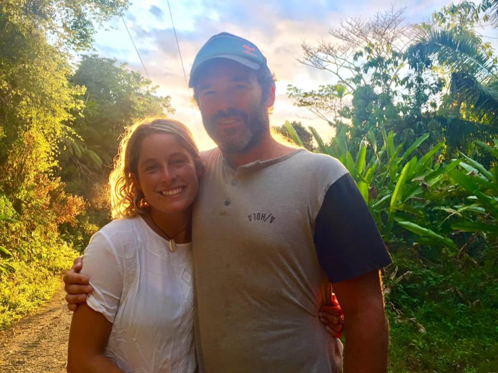 Ben & Jodi from Newquay, United Kingdom