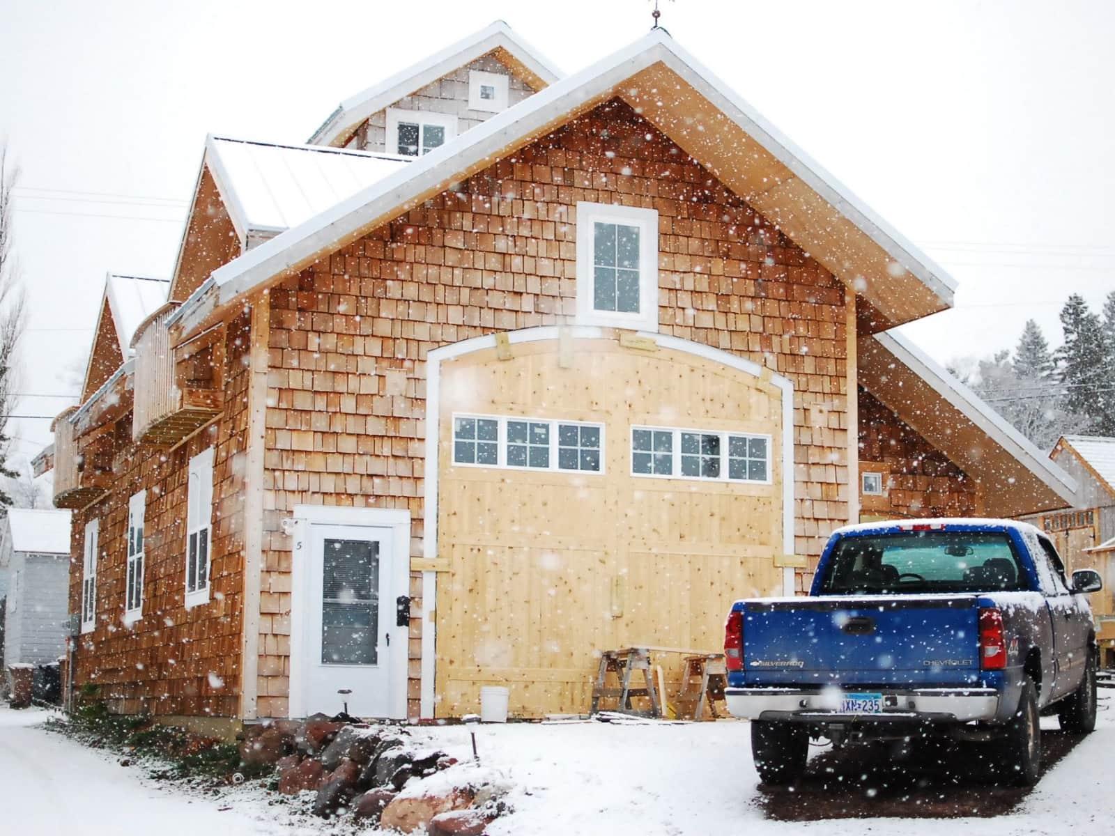 Housesitting assignment in Grand Marais, Minnesota, United States
