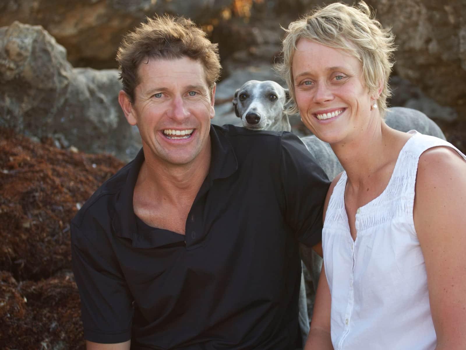 Rachel & Ric from Perth, Western Australia, Australia
