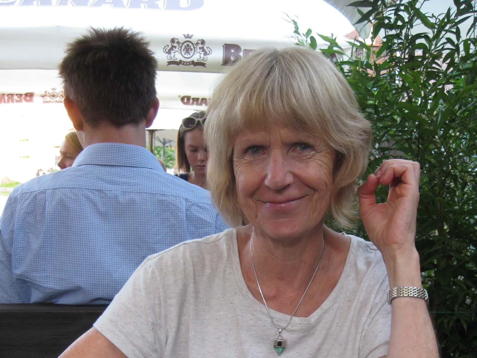 Jean from Melbourne, Victoria, Australia