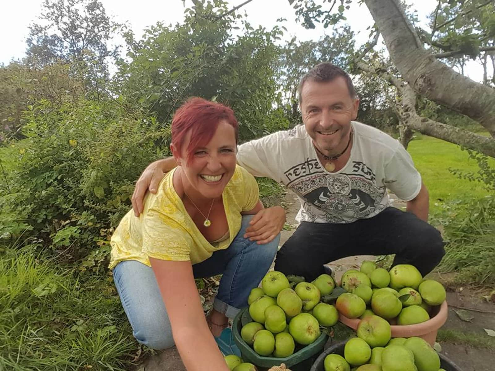 Jenny & Eoin from Crossgar, United Kingdom