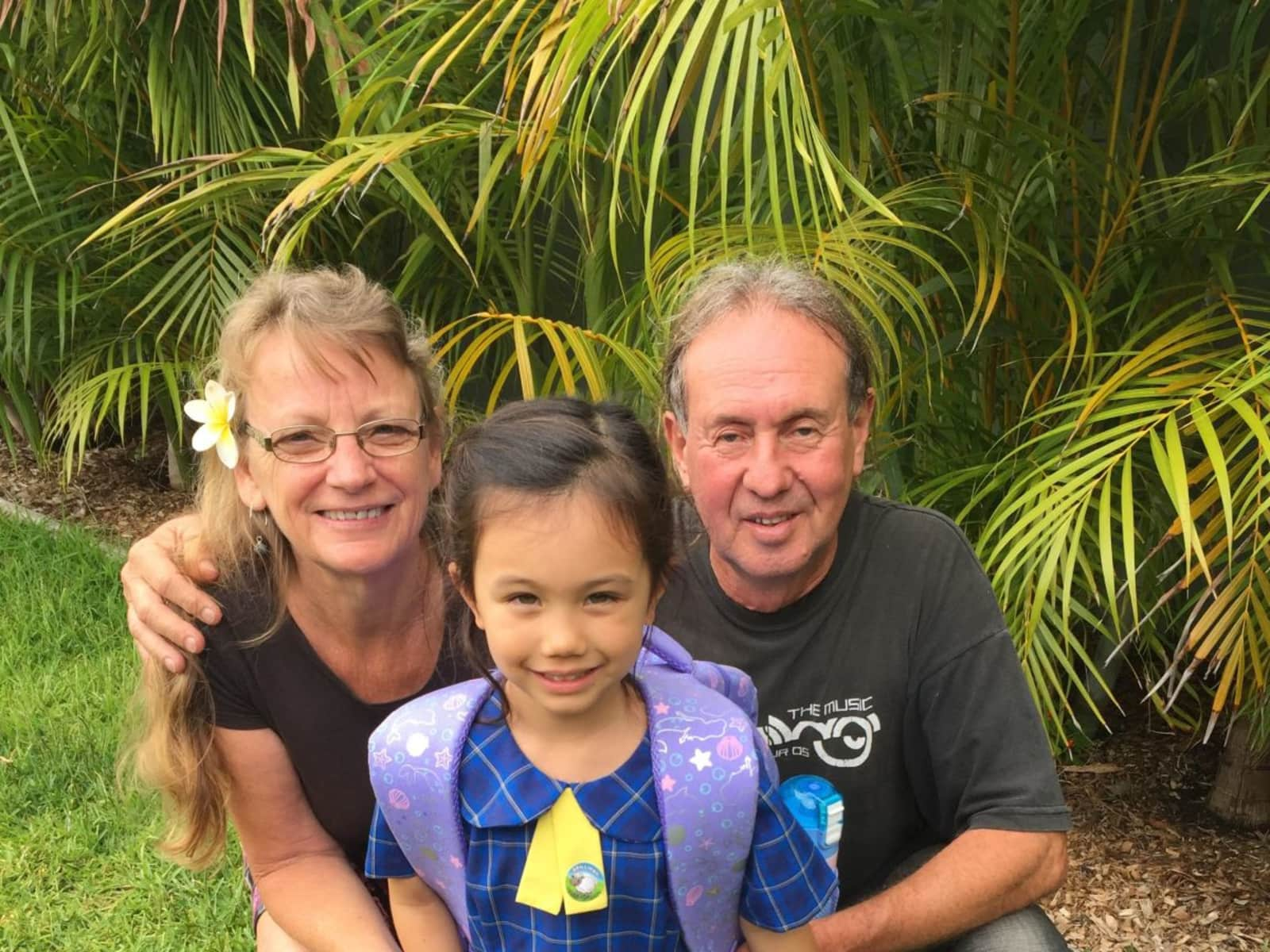 Rosie & Stuart from Arcadia vale, New South Wales, Australia