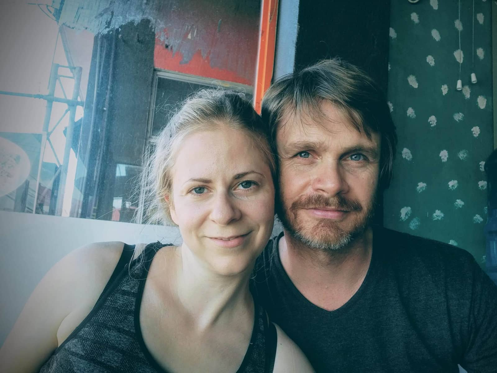 Garry & Vanda from Weston-super-Mare, United Kingdom