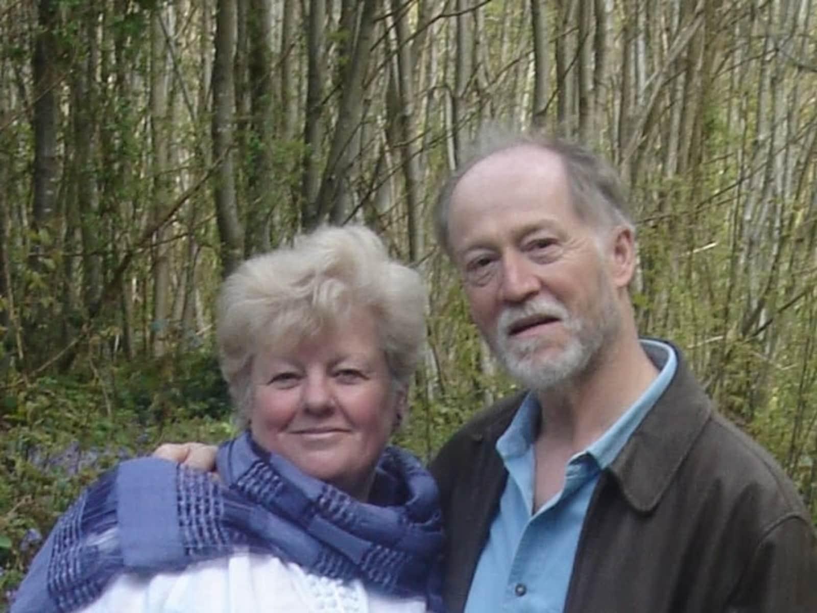 Ruth & Steven from Faversham, United Kingdom