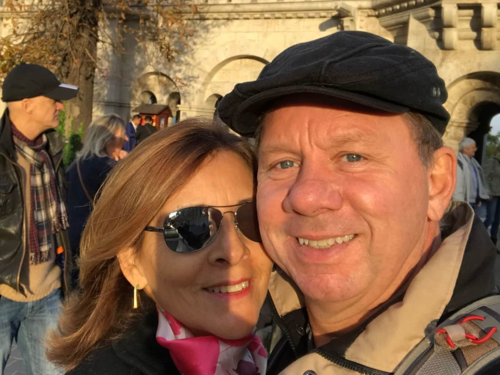 Kevin & Yolanda from Valencia, Spain