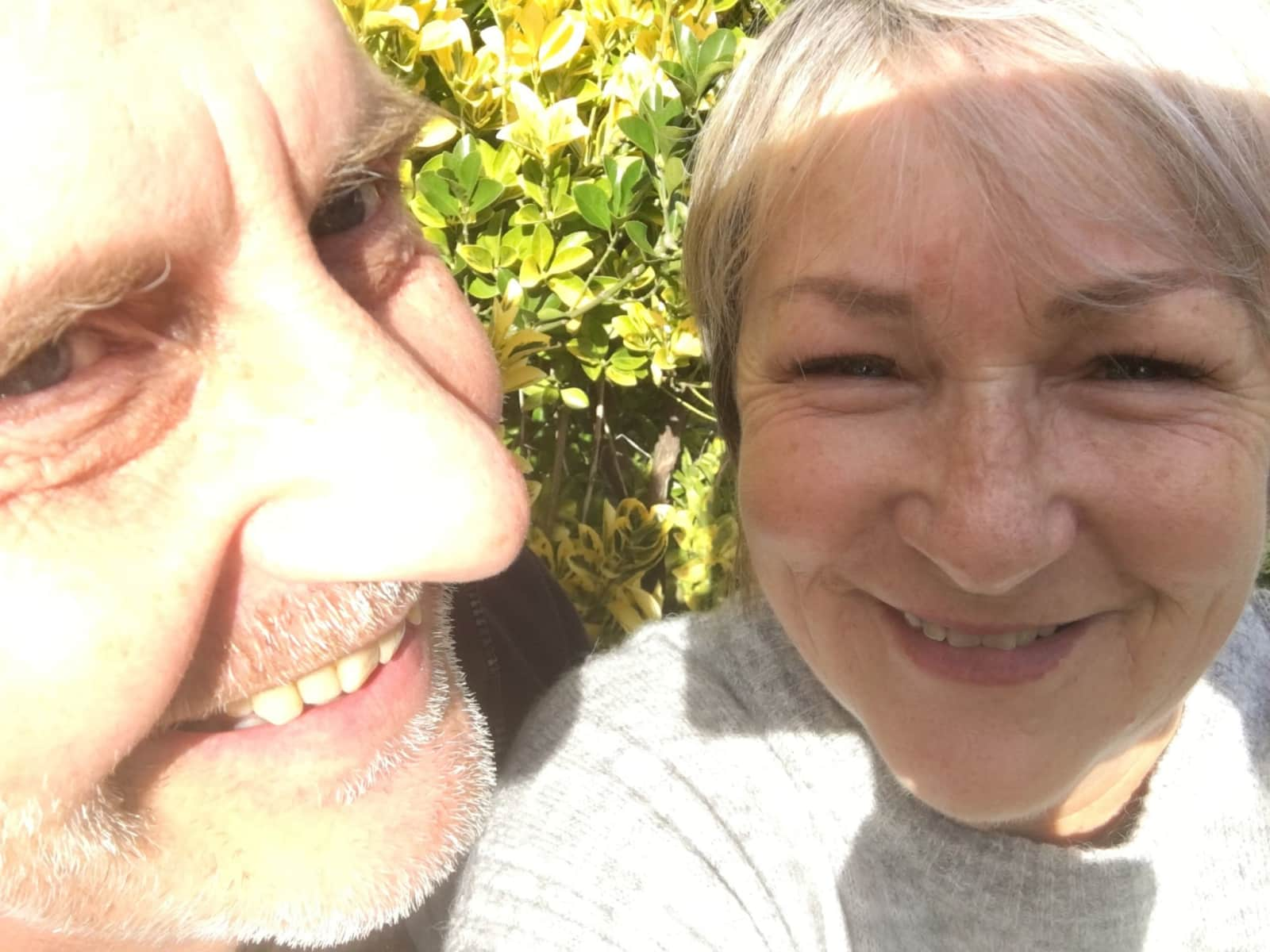 Catherine & Graeme from Sydney, New South Wales, Australia