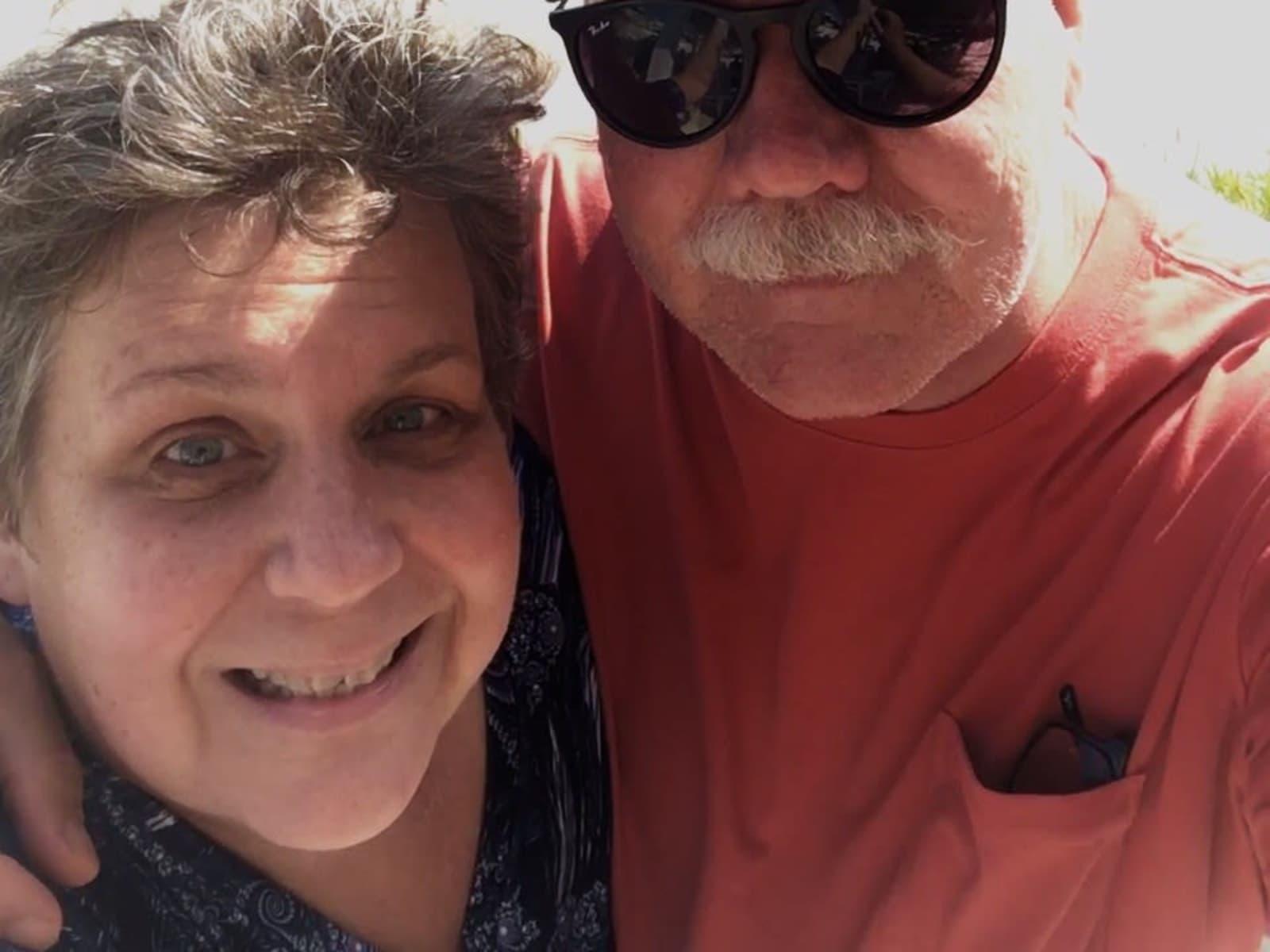 Eleaner & Jim from Washington, D.C., Washington, D.C., United States