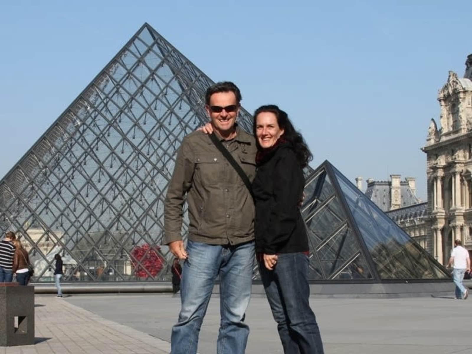 Sarah & Simon from Melbourne, Victoria, Australia